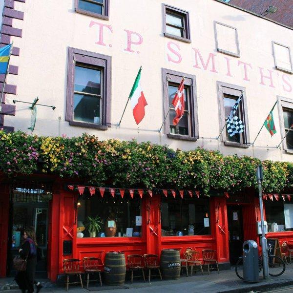 T.P. smith's Bar & Restaurant Jervis Street