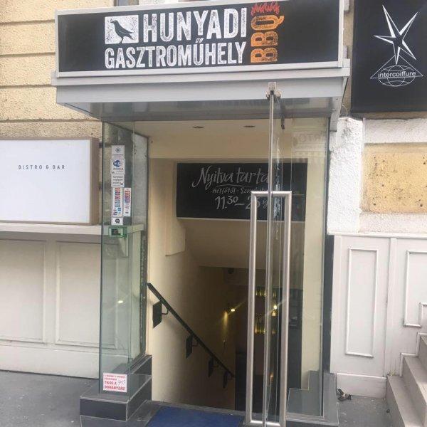 Hunyadi Gasztroműhely&BBQ