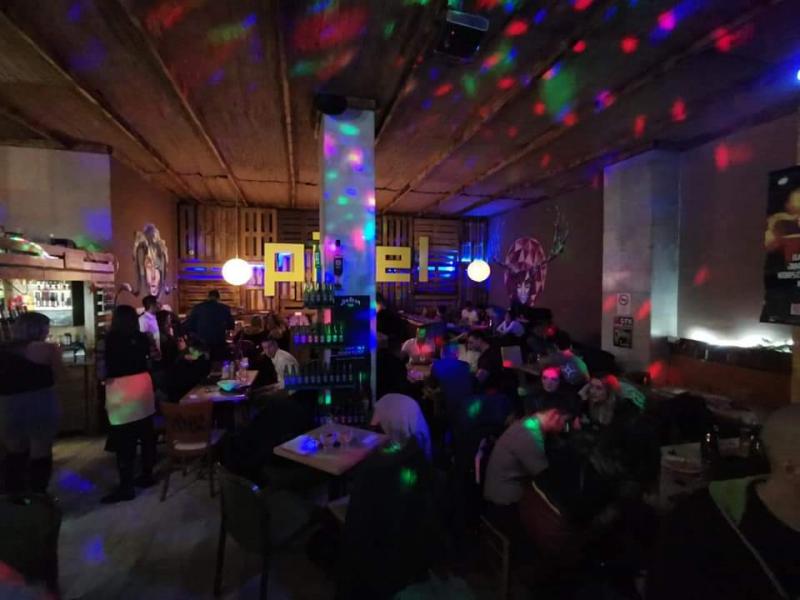 Pixel bár