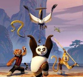 Kung Fu Pandák