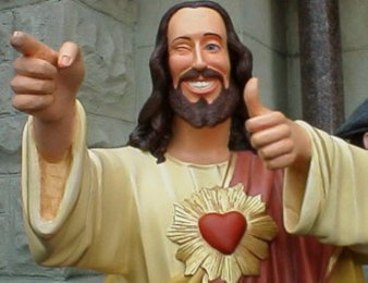 Jézus és a haverok Miskolc