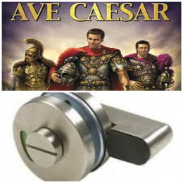 Ave Caesar (A WC zár)