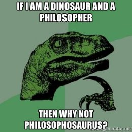 Philosophosaurus